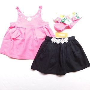 Gymboree Matching Sets - Gymboree Girls Tops Skirt Jeans Clothes Lot 4 NWT